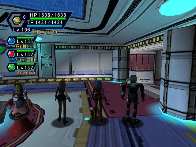 PSO PC/ V1&V2 Screenshot Gallery! - Page 23 281