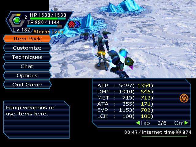 PSO PC/ V1&V2 Screenshot Gallery! - Page 23 295